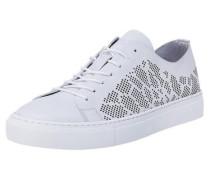 Klassische Sneaker weiß