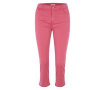 Capri-Jeans pink