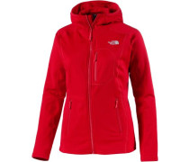 'Incipent' Fleecejacke rot