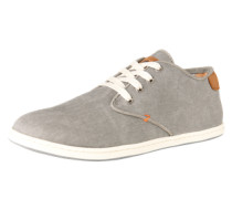 Sneaker 'Chucker' grau / weiß