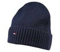 Mütze 'Pima' blau