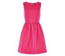 Schwingendes Minikleid pink