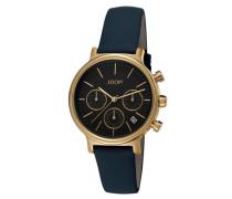 "Chronograph ""carla Black/gold Jp101502001"" schwarz"