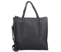 Handtasche 'Fortythree' schwarz