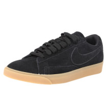 Sneaker 'Blazer Low' schwarz