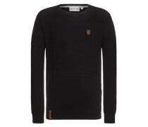 Male Knitwear Zapzarap Zip Zap III schwarz