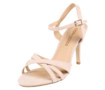 High Heel-Sandalette nude