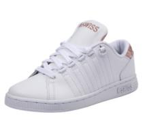 Sneaker 'Lozan TT' rosé / weiß