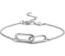 Ti Sento - Milano Damen-Armband 925er Zirkonia ' '