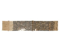Choker Halskette gold