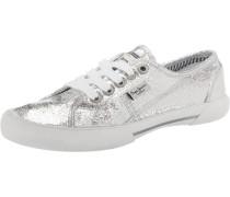 Metal Sneakers 'Aberlady' silber