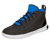 'Chuck Taylor All Star Easy Ride Mid' Sneaker blau / schwarz