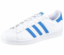 Sneaker »Superstar« blau / weiß