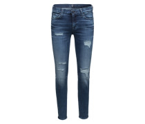 Skinny Denim blau