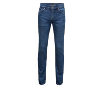 Jeans '5' blau