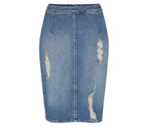 Pencil Skirt 'okblc' blau