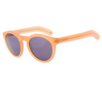 Sonnenbrille Gwsnye-Pe-2 orange / koralle / schwarz