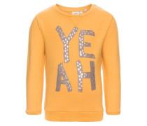 Sweatshirt nitlarke orange