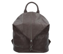 Marit Saddle City Rucksack 35 cm mokka