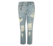Boyfriend Jeans 'Onltonni' blue denim