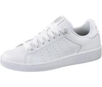 'Clean Court' Sneaker weiß