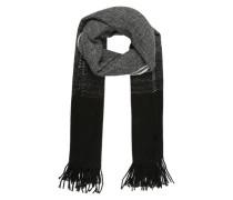 XL-Schal mit markanter Webstruktur