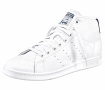 Sneaker 'Stan Smith Mid' weiß