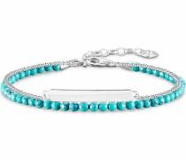 Armband türkis / silber