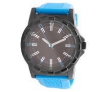 Armbanduhr So-2368-Pq aqua / schwarz