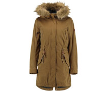 Parka 'LW Relaxed' oliv
