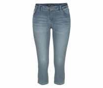 Caprijeans 'Ultra-Stretch' blue denim