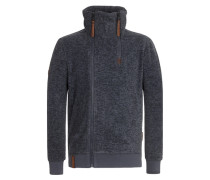 Zipped Jacket Schnitzelpopizel grau