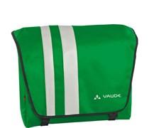 New Wash Off Albert M Messenger 34 cm Laptopfach grün