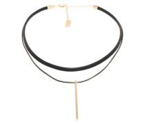 Halskette 'Choker Beate' gold