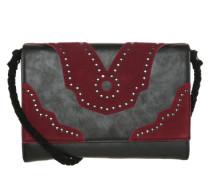 Handtasche 'Peony Bag' schwarz