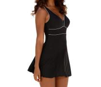 Badekleid schwarz