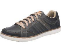 'Lanson Torben' Freizeit Schuhe beige / dunkelbraun