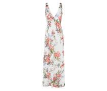 Sommerkleid 'glippi-15' mischfarben / weiß