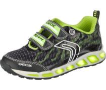 Sneakers Blinkies limette / schwarz