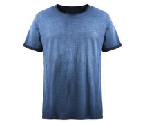 Shirt 'test' blau