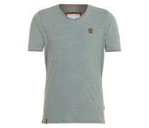 T-Shirt 'Schimpanski IV' grün