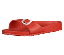 Kunststoff-Sandalen 'Madrid Eva' rot