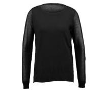 Pullover aus Baumwollmix 'Kochi' blau