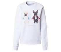Sweatshirt 'Good Dogs Sweatshirt Klara Geist'