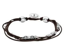 Armband 'ja5798' dunkelbraun
