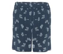 Shorts 'Lottelies' blau / mischfarben