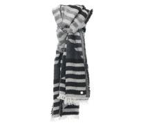 Oversize Schal 'Apeppa scarf' grau / mischfarben