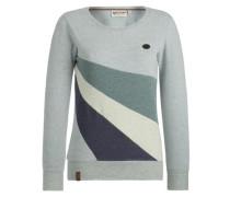 Female Sweatshirt grün / mint
