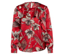 Bluse 'paola' rot