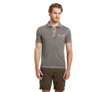 Polo-Shirt beige / braun
